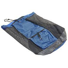 Сумка-рюкзак на 20 мячей (85x50x45см) С-4894, фото 3
