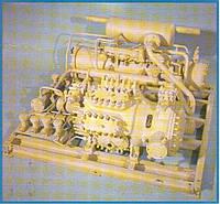 Компрессорно-конденсаторный агрегат 22АК35-2-4