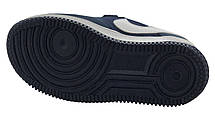 Детские текстильные кроссовки 73BLUE31 р. 32, 33, 34, 35 Синий, фото 3