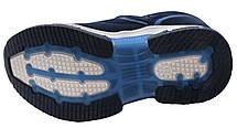 Детские текстильные кроссовки 73BLUESHNUR31 р. 32, 33, 34, 35 Синий, фото 3