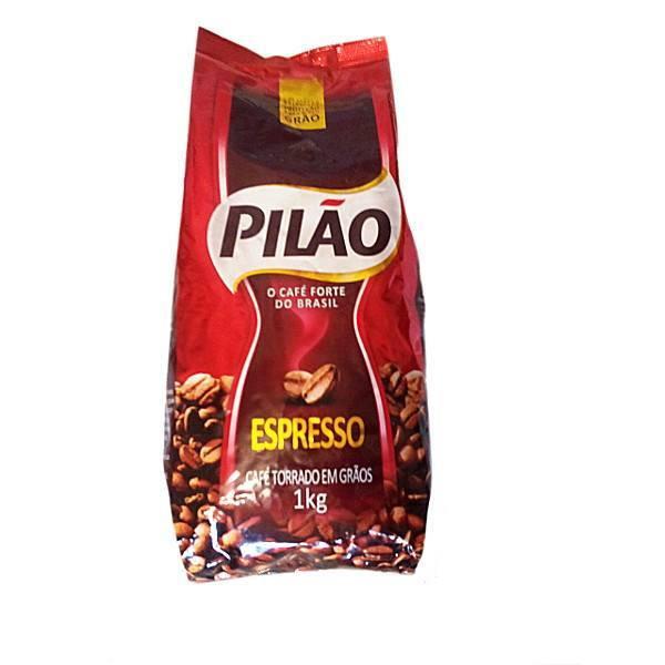 Бразильська кава «Pilao»