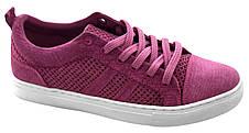 Текстильные кеды 81ROSE Розовый, фото 2