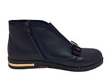 Ботинки L.W. Subbi 55BANTSINIYBANT Синий, фото 3