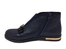 Ботинки L.W. Subbi 55BANTSINIYBANT Синий, фото 2