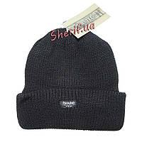 Шапка зимняя акриловая MIL-TEC Thinsulatе Black 12131002