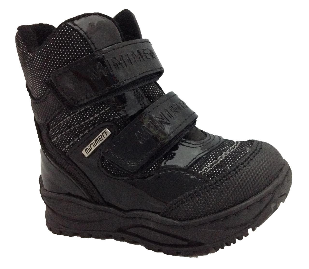 Ортопедические зимние ботинки Minimen р. 21