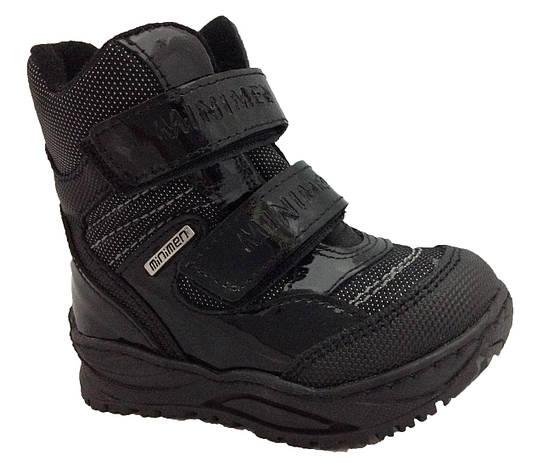 Ортопедические зимние ботинки Minimen р. 21, фото 2