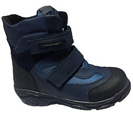 Детские ортопедические зимние ботинки для мальчика Minimen р. 26