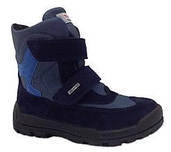 Детские ортопедические ботинки на шерсти Minimen р. 38