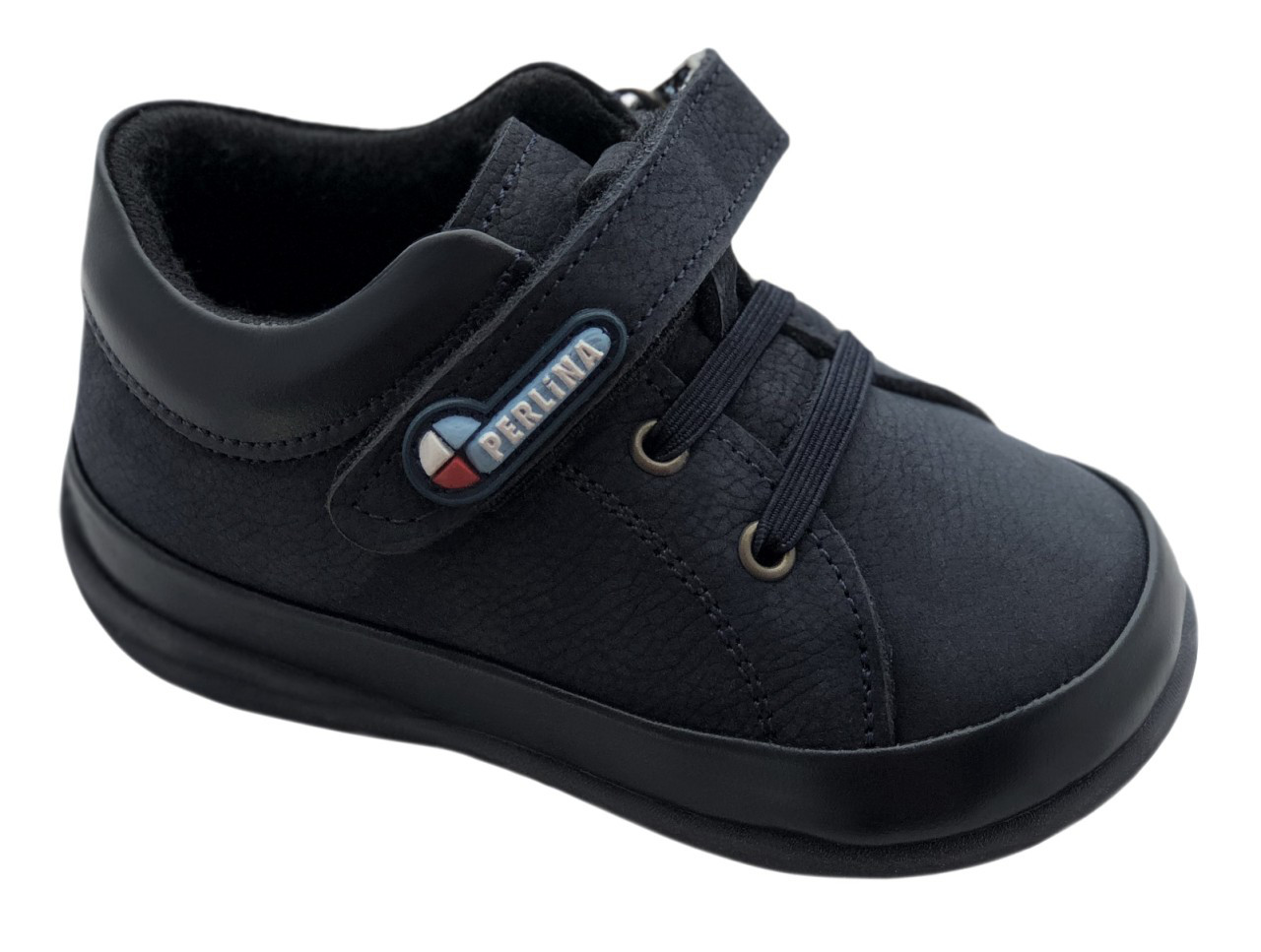 Ботинки Perlina 95SINIYFLIS Синий