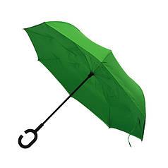 Зонт-трость WONDER, обратное складывание, механический 45450