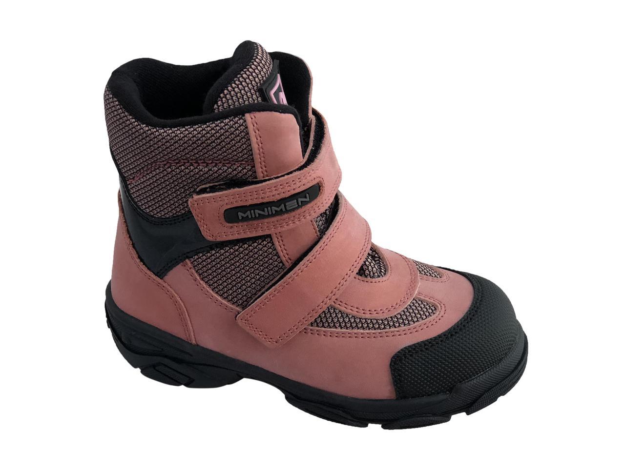 Ботинки Minimen 12PUDRA Пудра