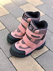 Ботинки Minimen 12PUDRA Пудра, фото 3