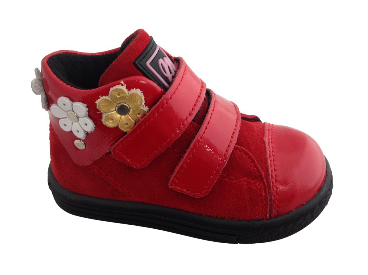 Ботинки Minimen 67RED Красный