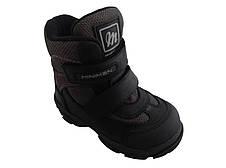 Ботинки Minimen 15CHERNIY Черный, фото 3