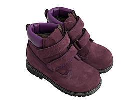 Ботинки GONKA 6FIOLET Фиолетовый