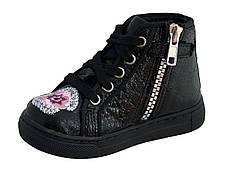 Ботинки Minimen 67VISHBLACK Черный, фото 2