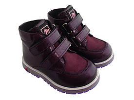 Ботинки Minimen 67TOMFIOLET Фиолетовый