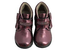 Ботинки GONKA 6BANT Бордо, фото 3