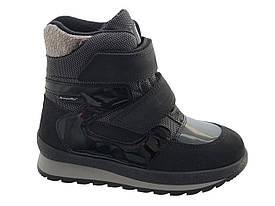 Ботинки Minimen 11LACK Черный