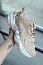 Кросівки Nike M2K, Beige, фото 3