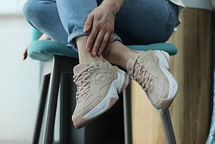 Кросівки Nike M2K, Beige, фото 2