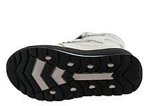 Ботинки Minimen 21WHITE Белый, фото 3