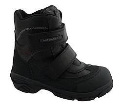 Ботинки Minimen 12CHERNKOJA Черный