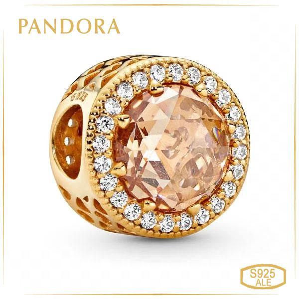 Пандора Шарм «Сяючі серця» Shine Pandora 761725CLG