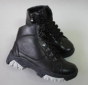Ботинки 59CHERNIYKOJA Черный, фото 2