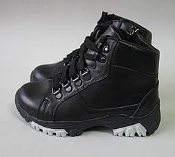 Ботинки 59CHERNIYKOJA Черный, фото 3