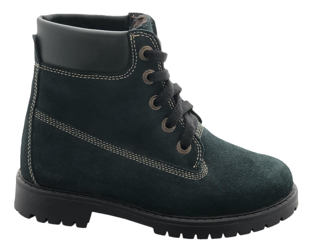 Ботинки 59ZELENYY Зеленый