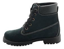 Ботинки 59ZELENYY Зеленый, фото 3