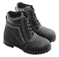 Ботинки 59SEROCHERNIY Черный, фото 2