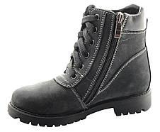 Ботинки 59SEROCHERNIY Черный, фото 3