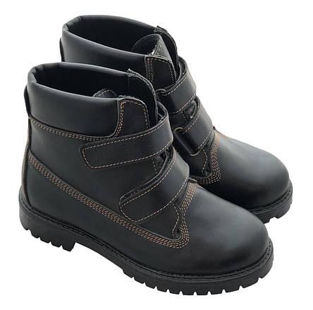 Ботинки 59KKOJA Черный, фото 2