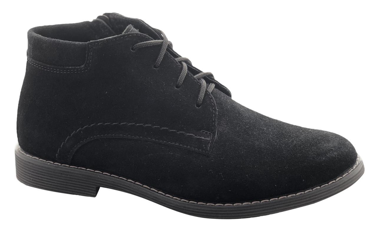 Ботинки 64ZAMSH Черный