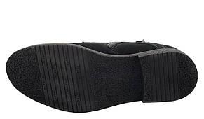 Ботинки 64ZAMSH Черный, фото 3