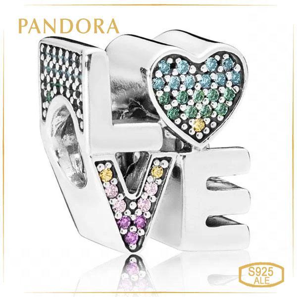 Пандора Шарм любовь в разных тонах Pandora 797189NRPMX