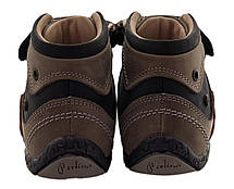 Ботинки Perlina 95 Серый с синим, фото 3