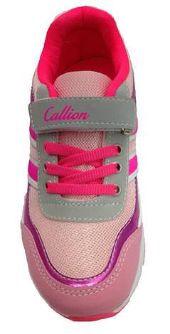Текстильные кроссовки 73SVETLOROSE Светло розовый, фото 2