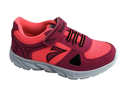Детские текстильные кроссовки 73ROSE7 Розовый, фото 2