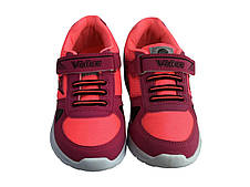 Детские текстильные кроссовки 73ROSE7 Розовый, фото 3