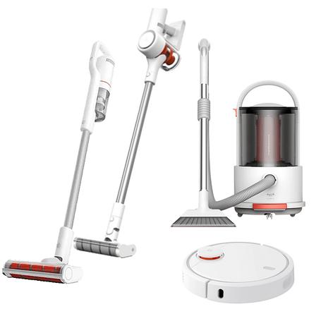 Пылесосы и другая техника для уборки дома.