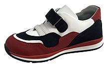 Кроссовки Perlina 4RED Красный с белым, фото 2
