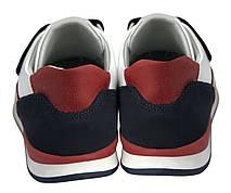 Кроссовки Perlina 4RED Красный с белым, фото 3