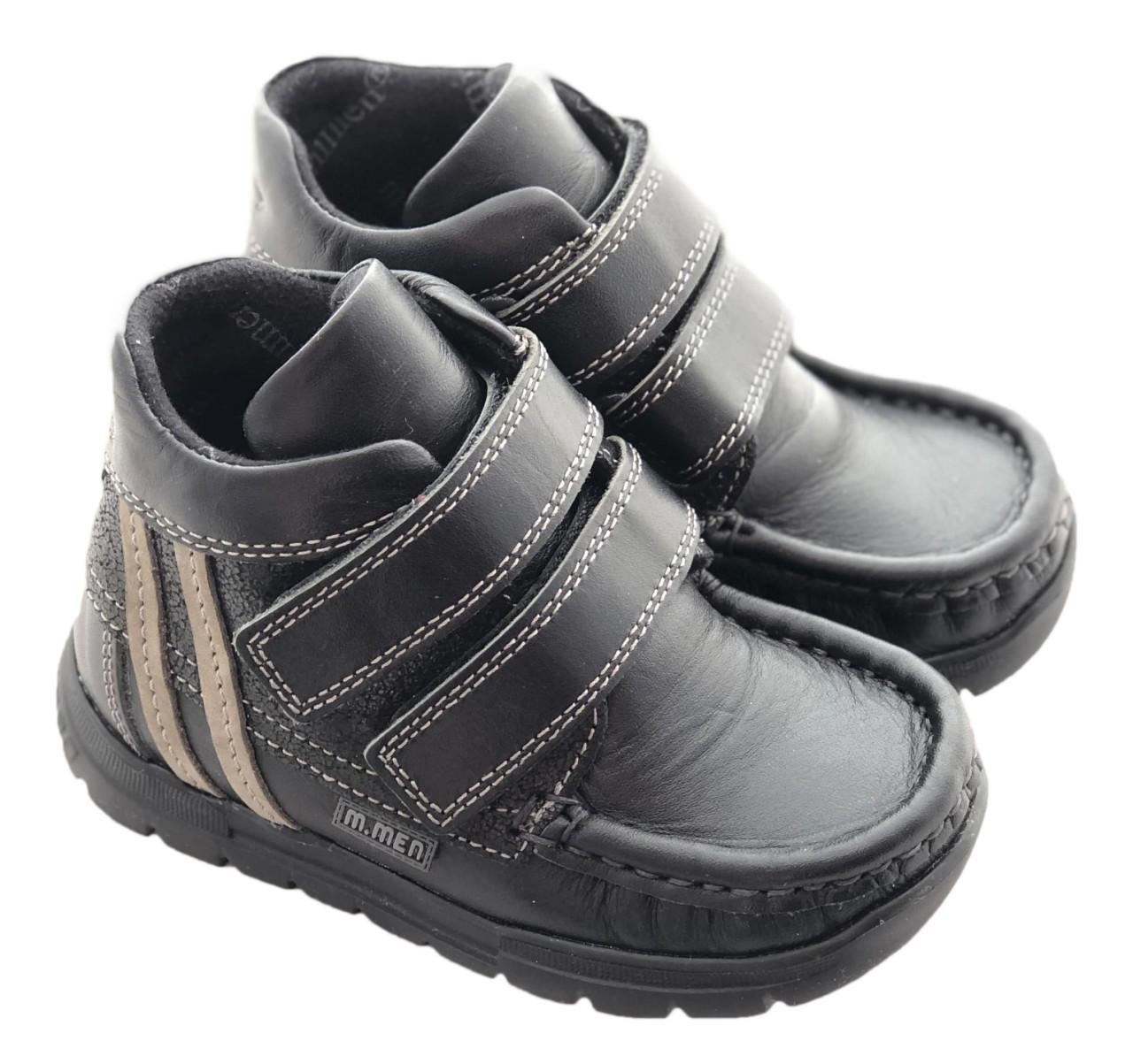 Ботинки Minimen 33XL Черный
