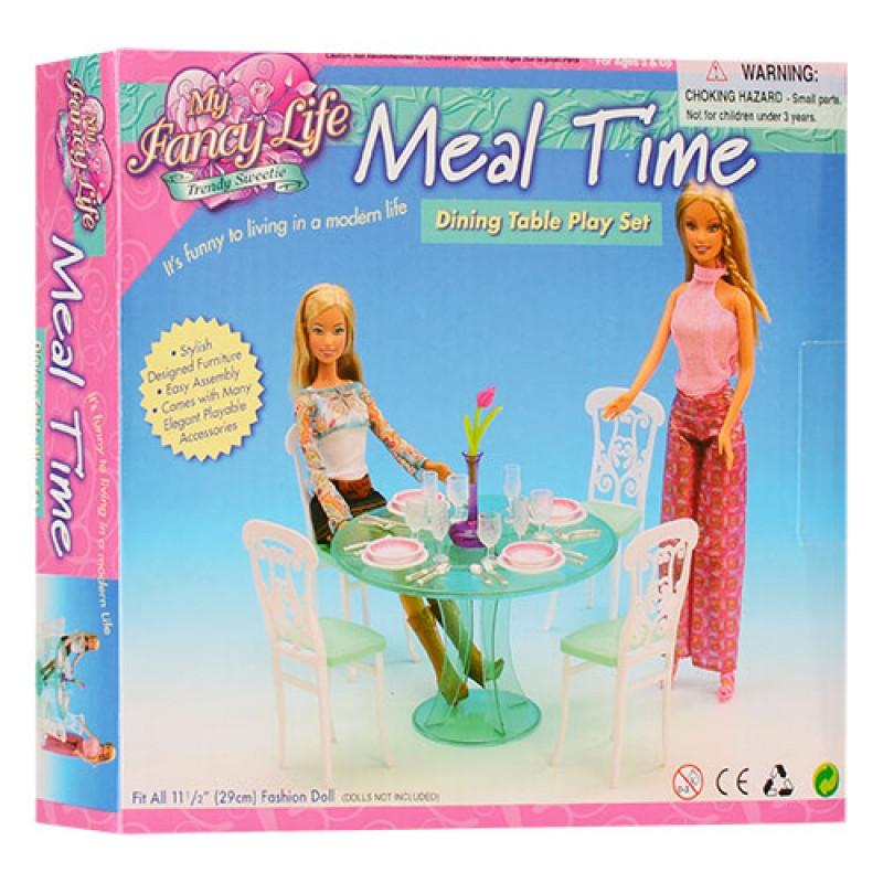 Іграшкова дитяча «Меблі – їдальня»
