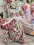Яйцо пасхальное Кролик, Н-18-20 см, 125/95 грн,(за 1 шт + 30 грн) подвеска на корзину или заготовка для венка., фото 2