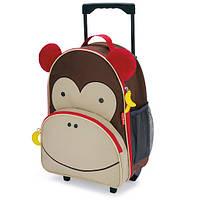 Детский чемодан Skip Hop обезьянка.